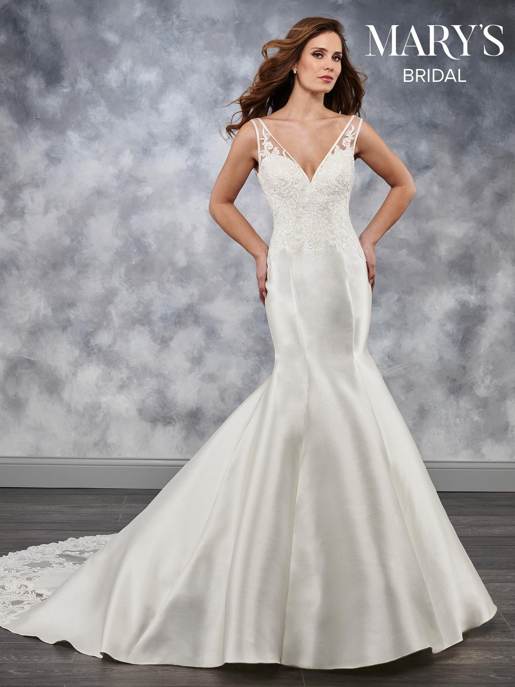 Bridal Wedding Dresses in Ivory or White Color