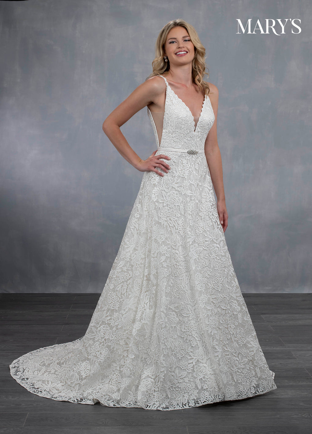 Bridal Wedding Dresses in Ivory/Sand, Ivory, or White Color