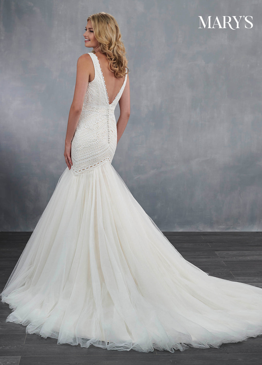 Bridal Wedding Dresses in Ivory/Champagne, Ivory, or White Color