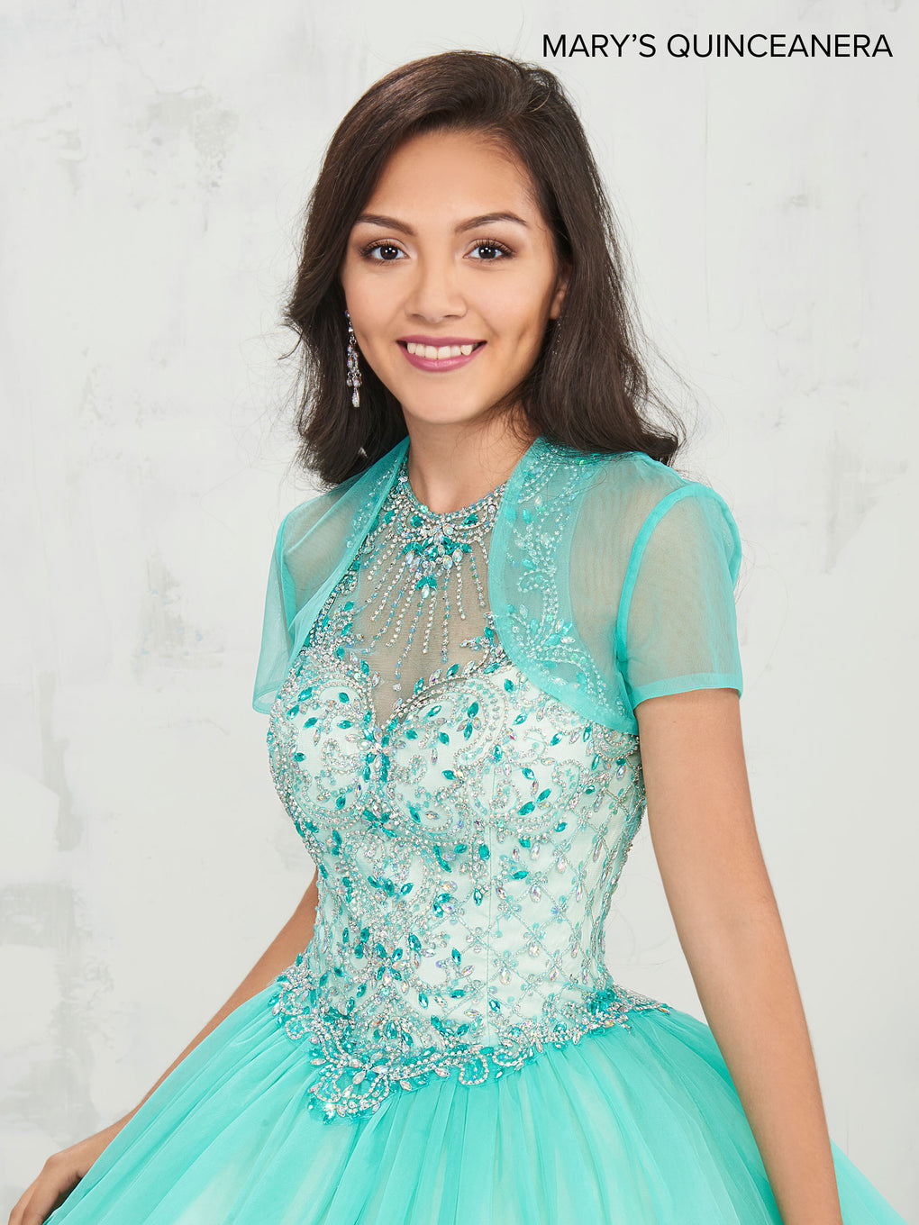 Marys Quinceanera Dresses in Bermuda/Champagne or White Color
