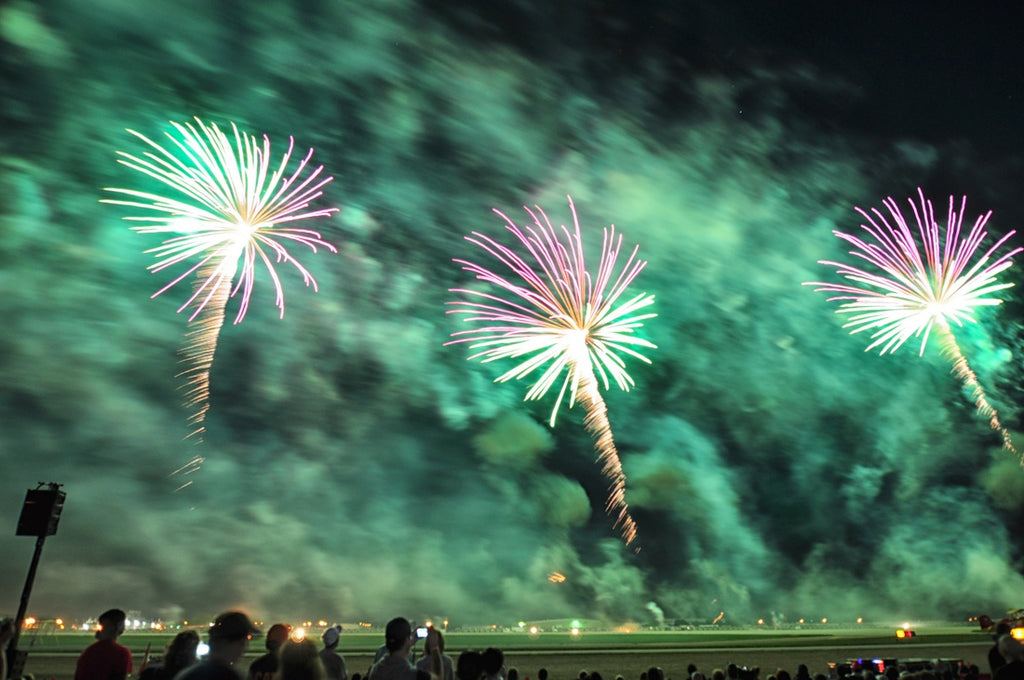 The Harmful effects of smoke from Fireworks on our health most especially to people with Asthma