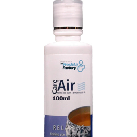 Relaxing Aromatherapeutic Essence (100ml) - CareforAir UK