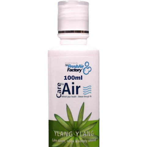 Ylang Ylang Aromatherapeutic Essence (100ml) - CareforAir UK