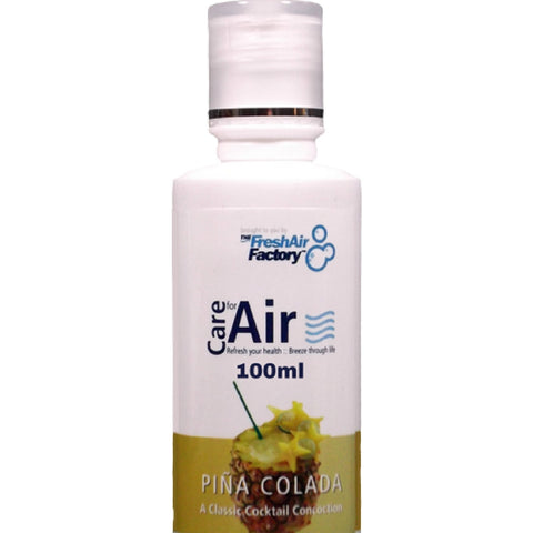 Pina Colada Aromatherapeutic Essence (100ml) - CareforAir UK
