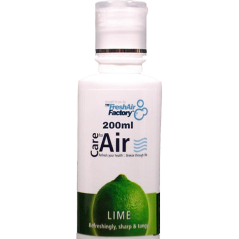 Lime Aromatherapeutic Essence (200ml) - CareforAir UK