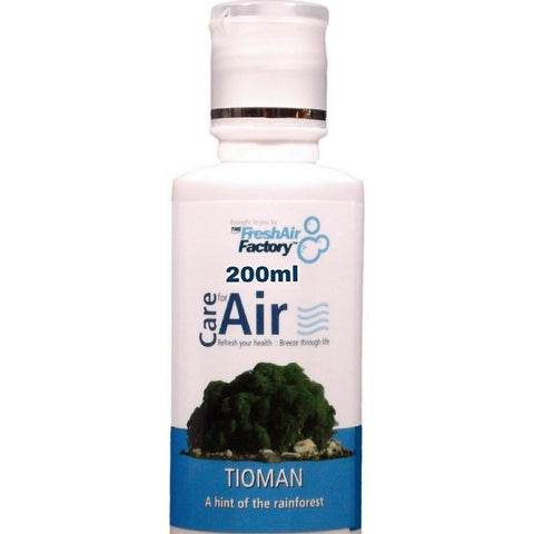 Tioman Aromatherapeutic Essence (200ml) - CareforAir UK