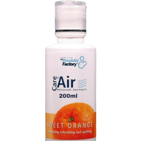 Sweet Orange Aromatherapeutic Essence (200ml) - CareforAir UK
