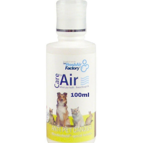 Anti Pet Dander Aromatherapeutic Essence (100ml) - CareforAir UK