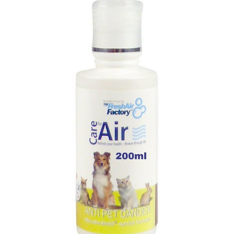 Anti Pet Dander Aromatherapeutic Essence (200ml) - CareforAir UK