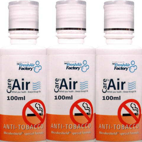Anti Tobacco 100ml Special Offer - CareforAir UK