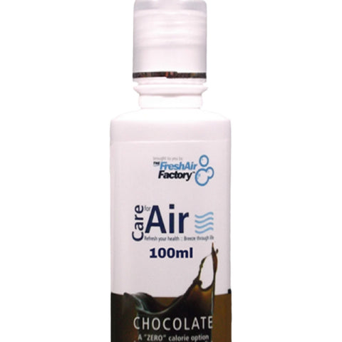 SALE: Chocolate Aromatherapeutic Essence (100ml) - CareforAir UK