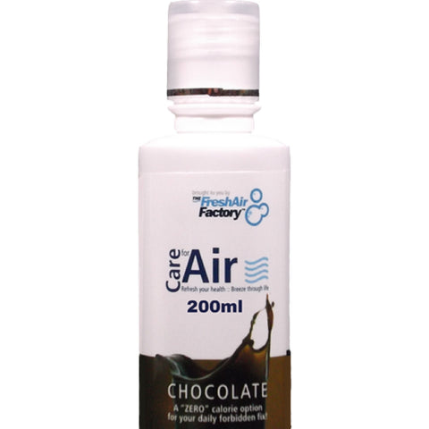 Chocolate Aromatherapeutic Essence (200ml) - CareforAir UK