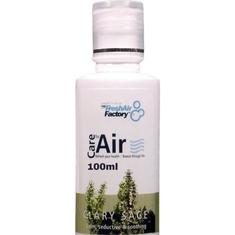 Clary Sage Aromatherapeutic Essence (100ml) - CareforAir UK