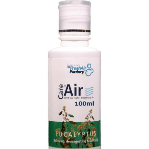 Eucalyptus Aromatherapeutic Essence (100ml) - CareforAir UK