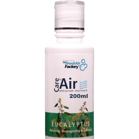 SALE: Eucalyptus Aromatherapeutic Essence (200ml) - CareforAir UK
