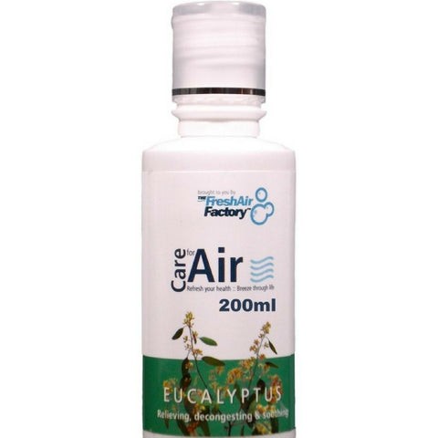 Eucalyptus Aromatherapeutic Essence (200ml) - CareforAir UK