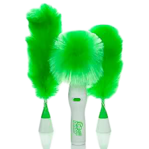 GoDuster Motorized Spinning Duster (Worth £19.99) - CareforAir UK