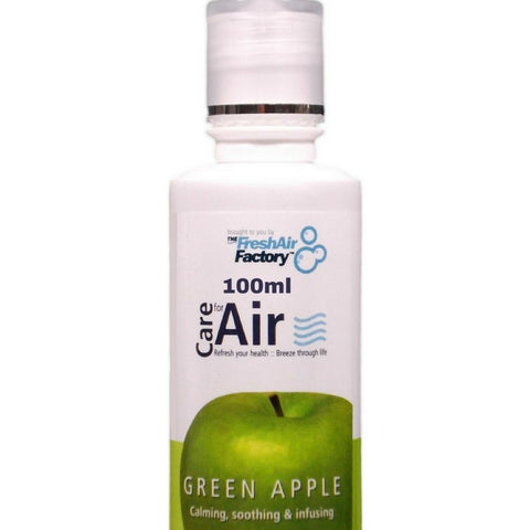 Green Apple Aromatherapeutic Essence (100ml) - CareforAir UK