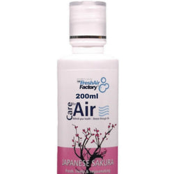 Japanese Sakura Aromatherapeutic Essence (200ml) - CareforAir UK