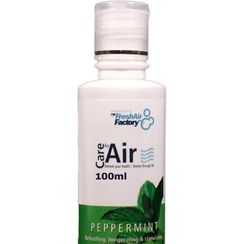 Peppermint Aromatherapeutic Essence (100ml) - CareforAir UK