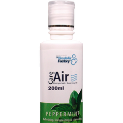 SALE: Peppermint Aromatherapeutic Essence (200ml) - CareforAir UK