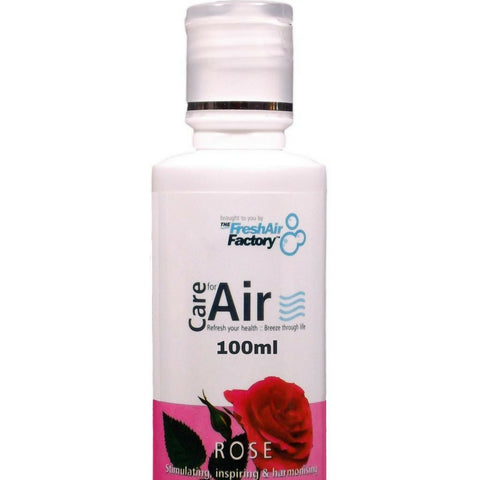 Rose Aromatherapeutic Essence (100ml) - CareforAir UK