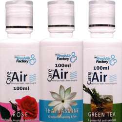 Rose, Thai Jasmine, Green Tea 100ml Special Offer - CareforAir UK