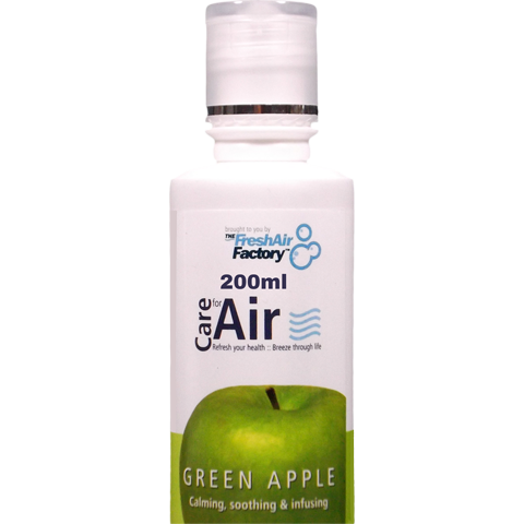 SALE: Green Apple Aromatherapeutic Essence (200ml) - CareforAir UK