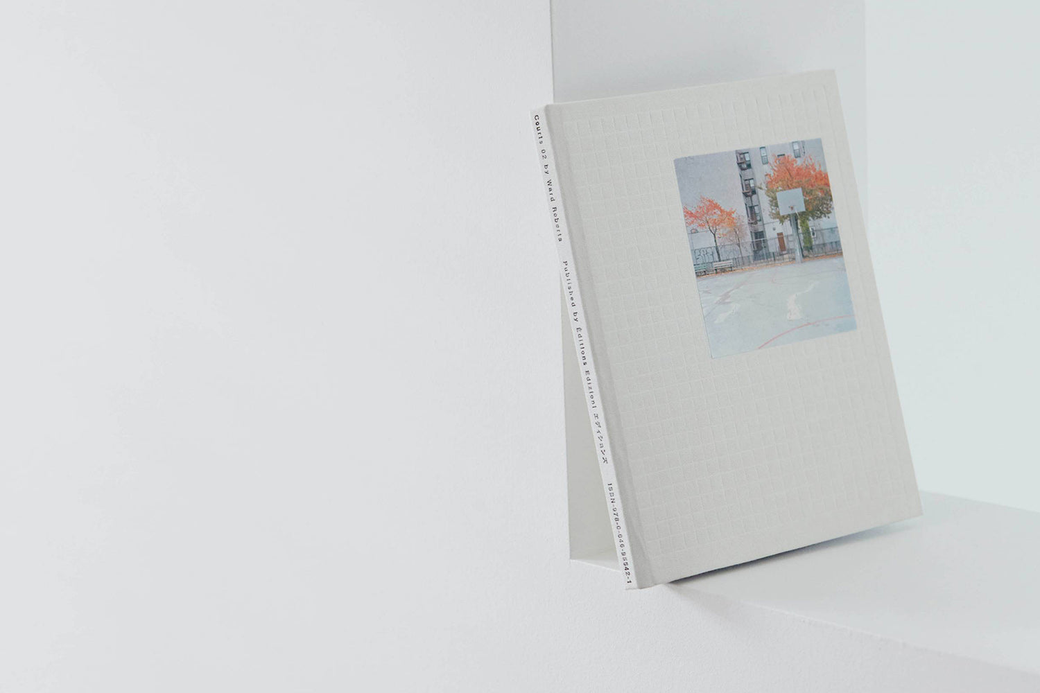 Zé Studio: Book design and publishing for Courts 02