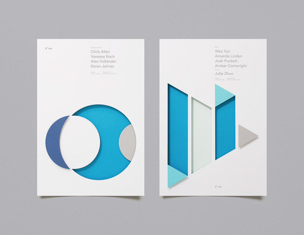 Moniker: Designer Fund Bridge Poster Series