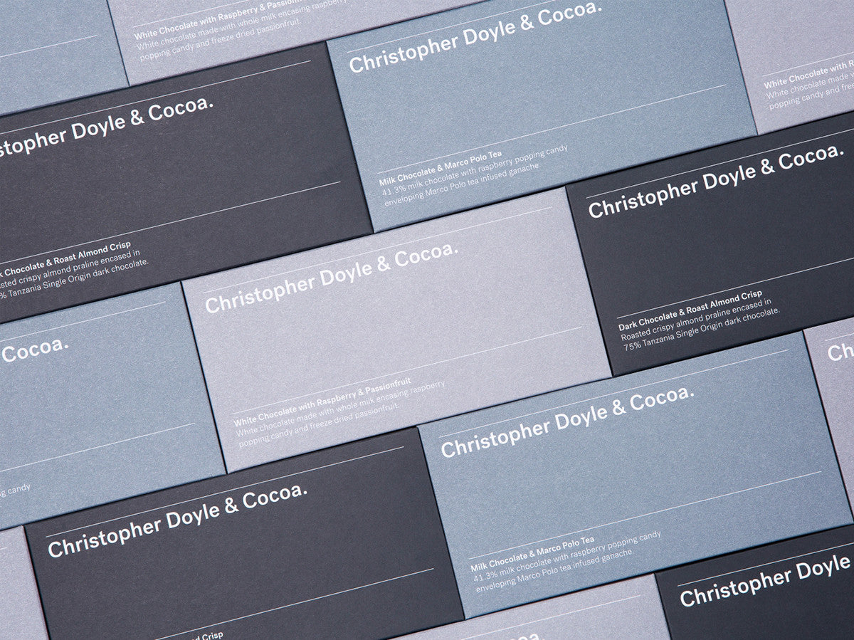 Christopher Doyle & Co: Christopher Doyle & Cocoa