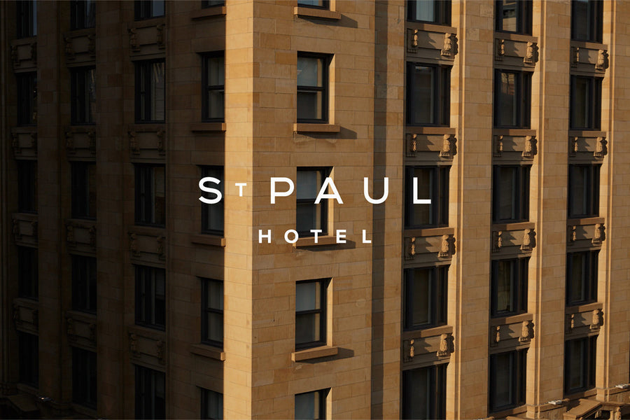 Fivethousand Fingers: St Paul Hotel