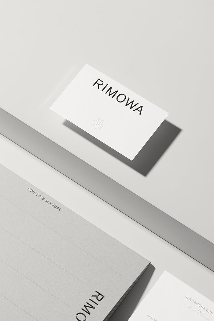 Bureau Borsche & Commission: Rimowa