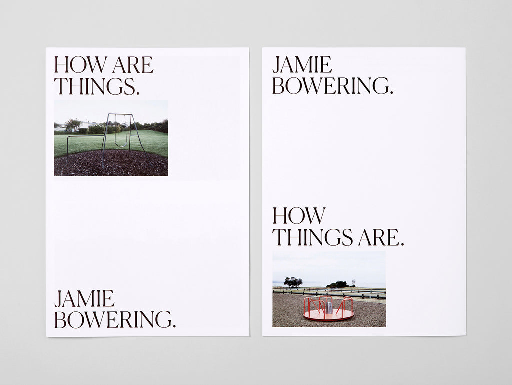 Christopher Doyle & Co: How are things. How things are.