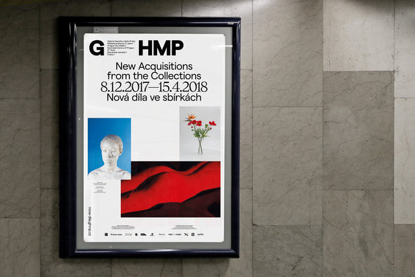 Anymade Studio: Prague City Gallery (GHMP)