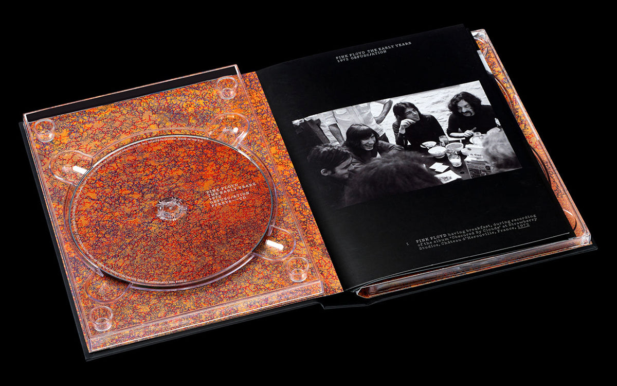 Pentagram: Pink Floyd Records