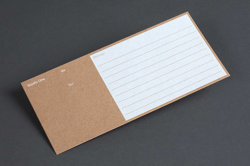Studio Una: Stationery