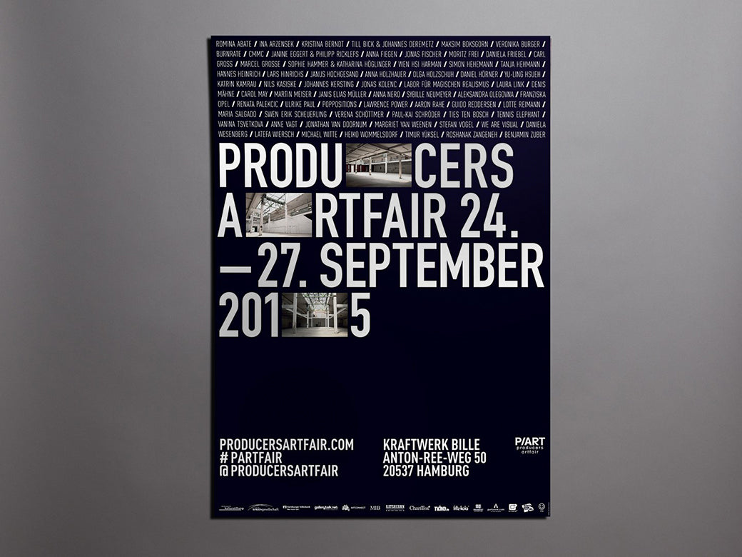 Villa: P/ART producers artfair 2015