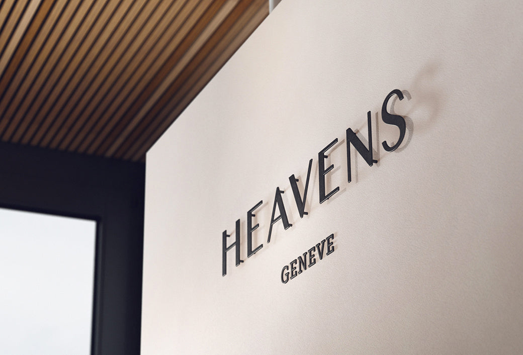 For brands: Heavens