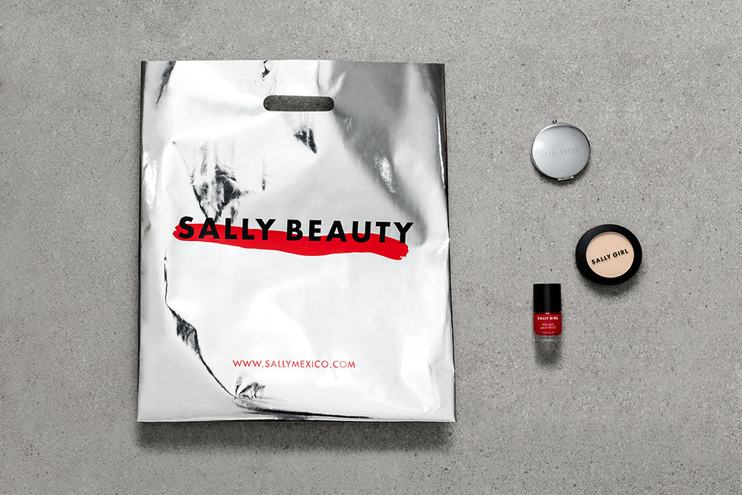 Anagrama: Sally Beauty