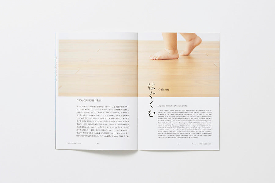 Daikoku Design Institute: Hida Flooring