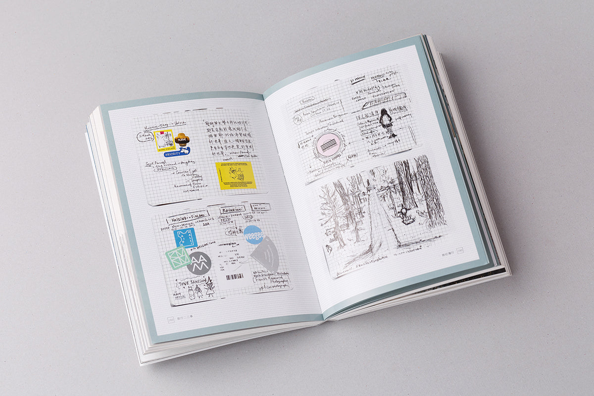 Fundamental: Travel book