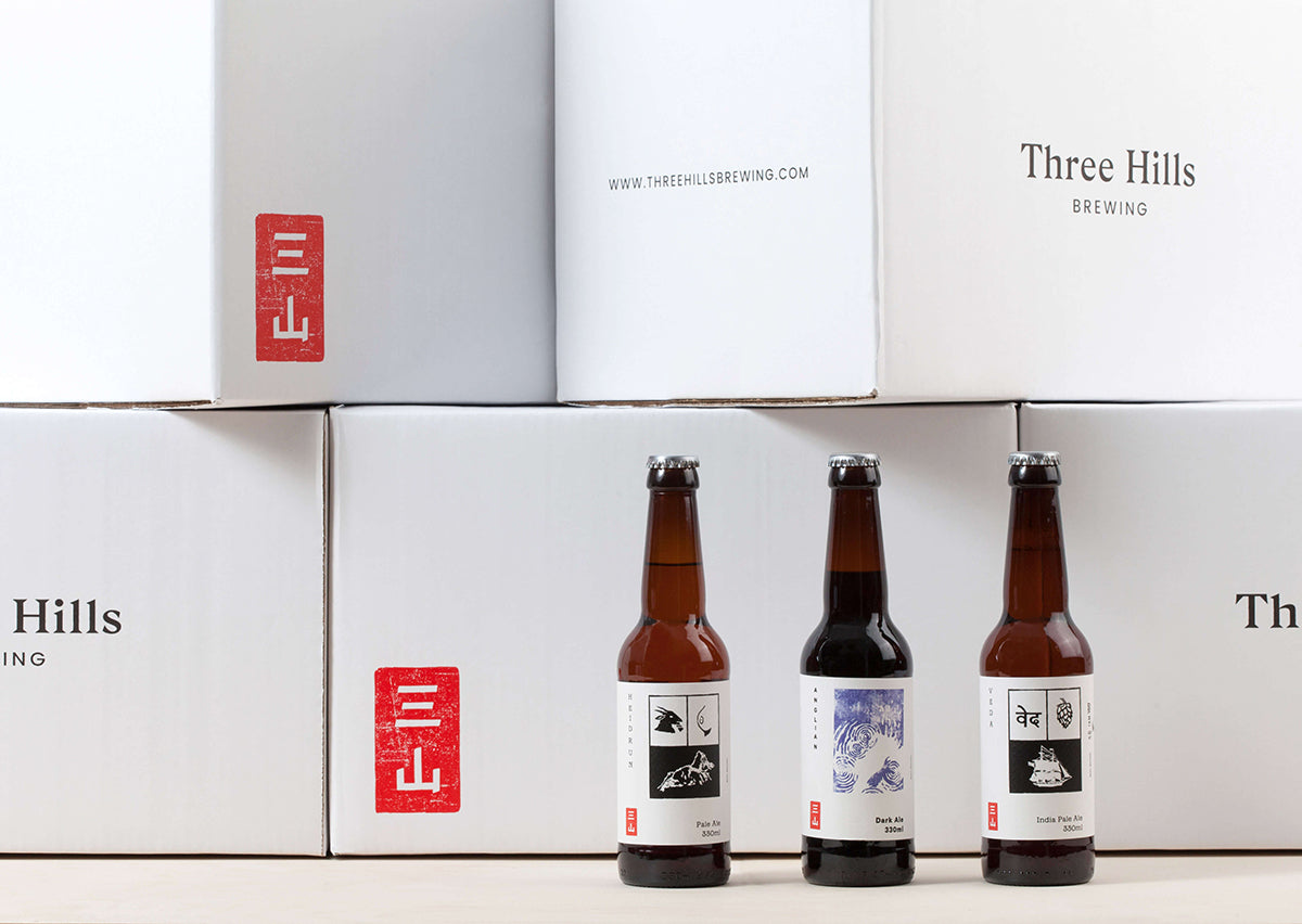 Studio Crême: Three Hills Brewing