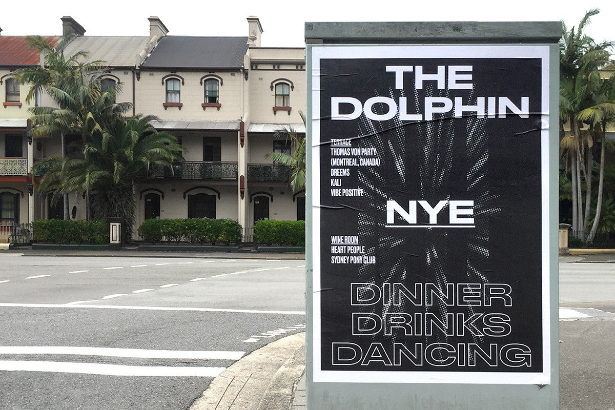 M35: The Dolphin NYE