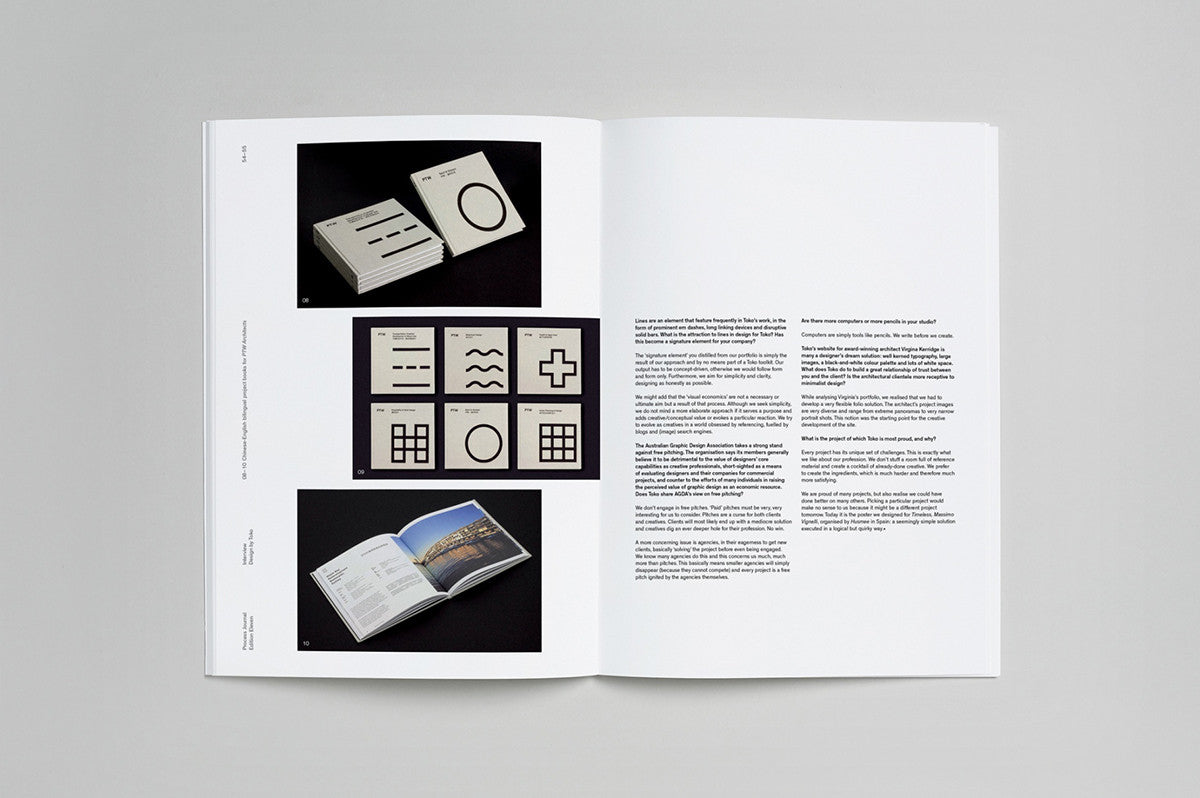 Made Publishers: Process Journal Eleven