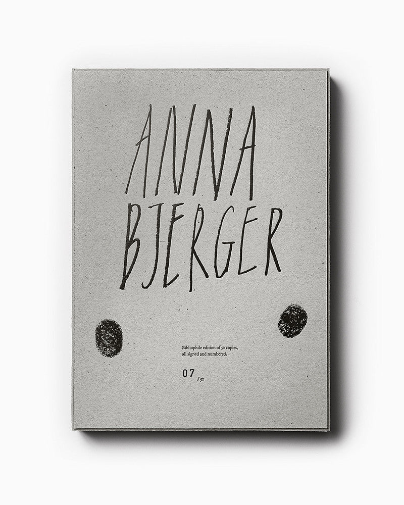 Bedow: Anna Bjerger