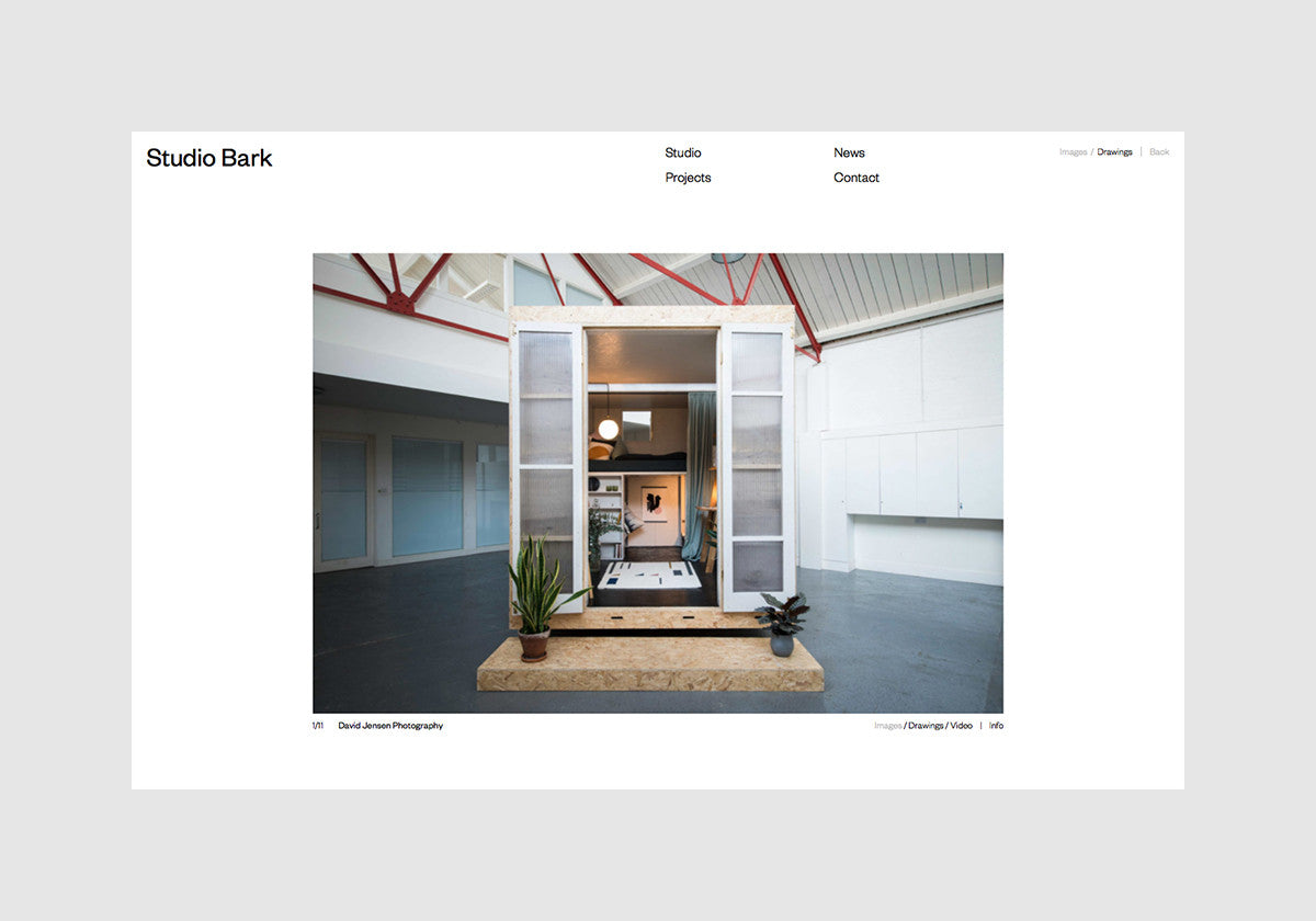 Our Place: Studio Bark