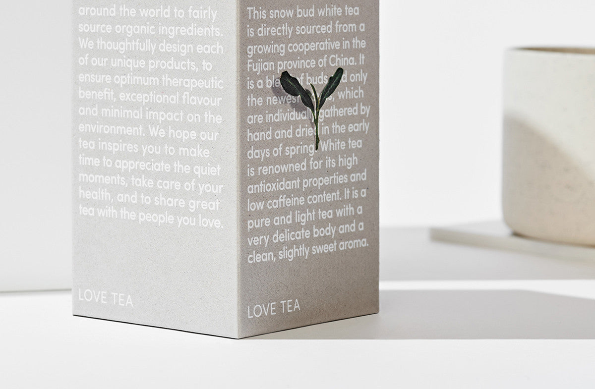 The Company You Keep: Love Tea