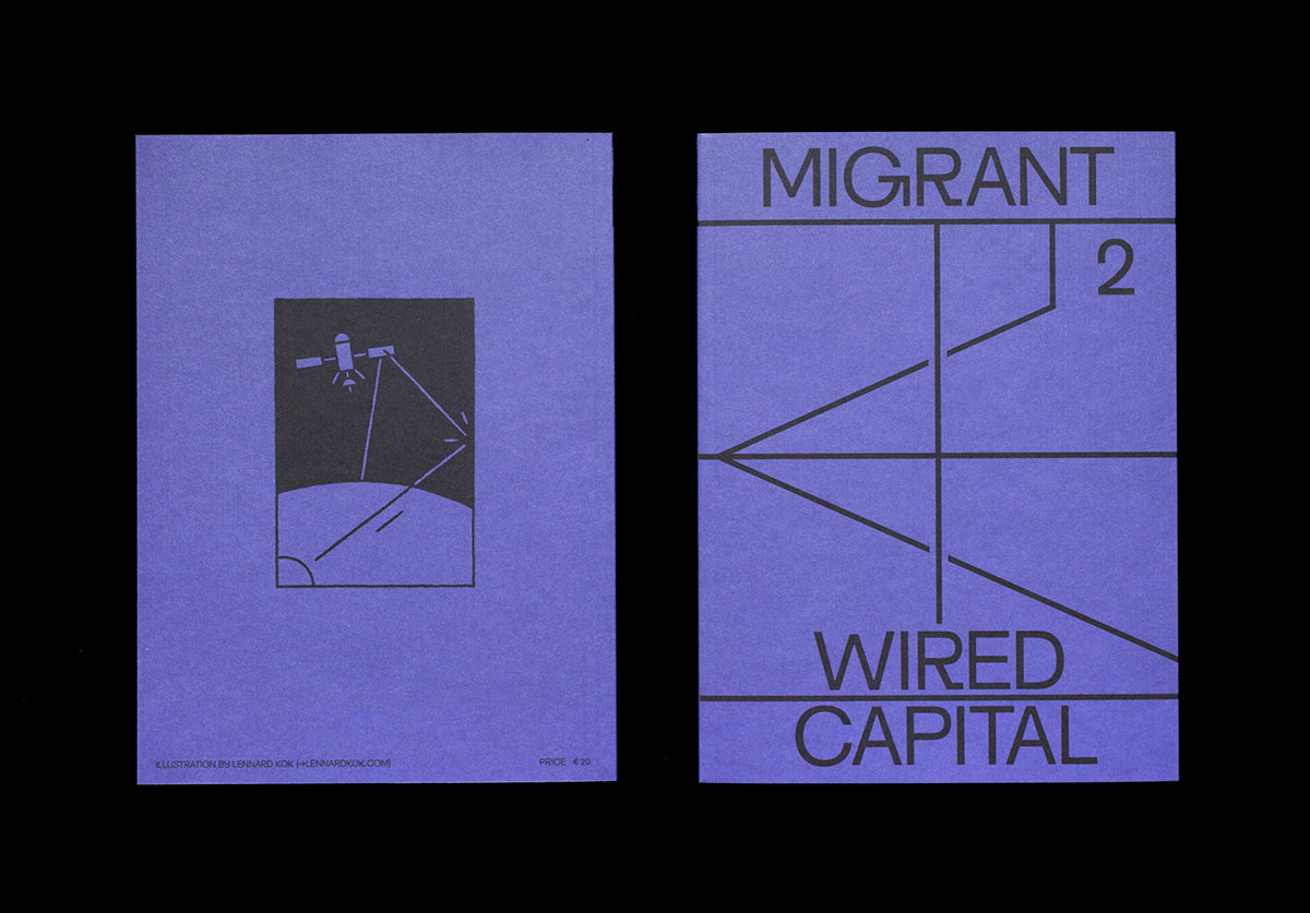 Offshore Studio: Migrant Journal