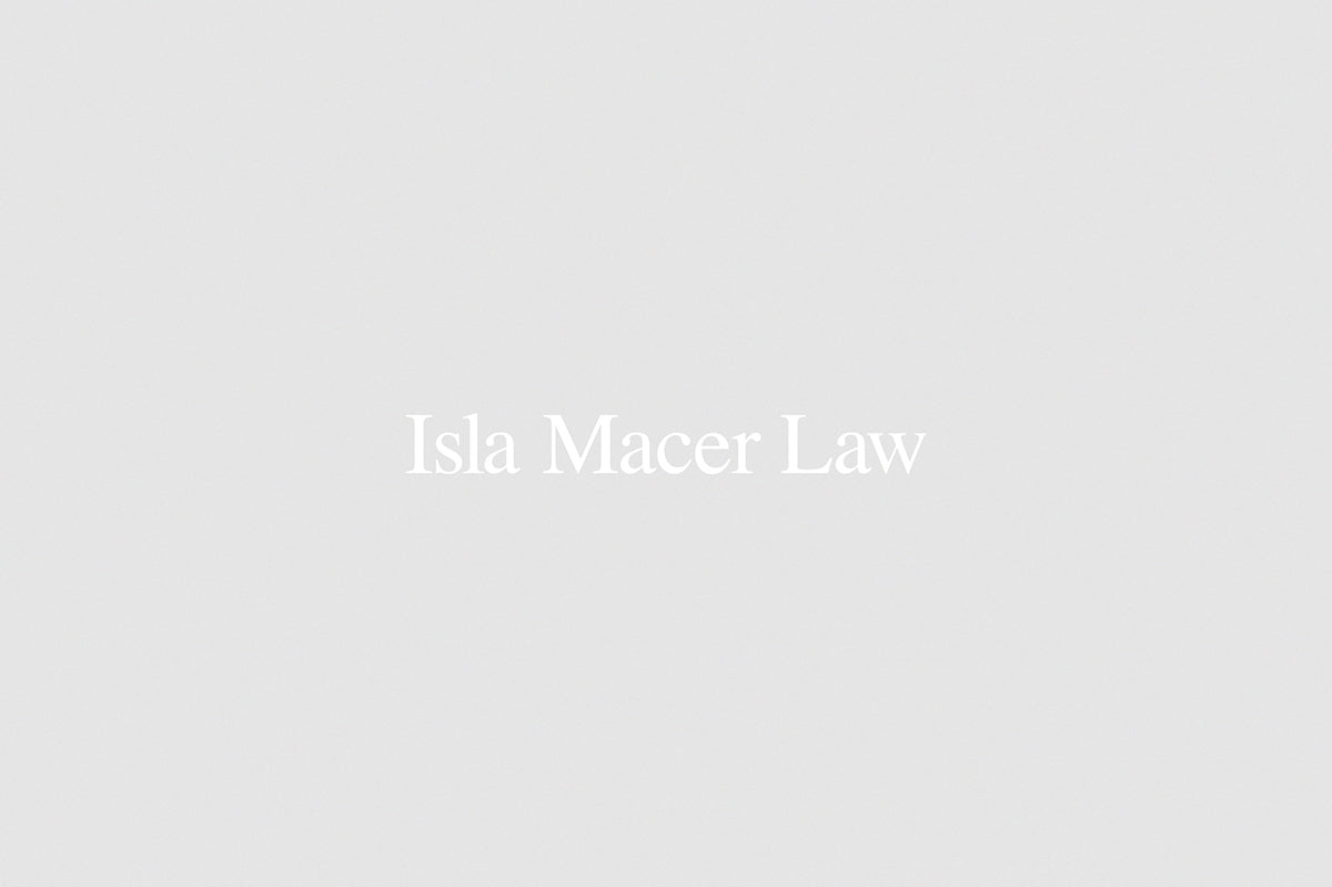 Warriors Studio: Isla Macer Law